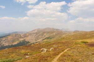 Devils Thumb Pass and King Lake Trail